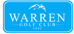 Warren Golf Course logo