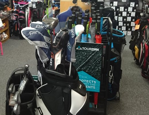 Warren Pro Shop